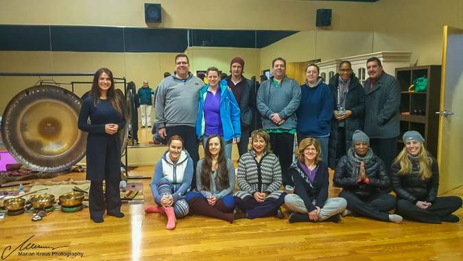 Copy of Copy of Delamora Overnight Awakenings Event with gongs and workshop