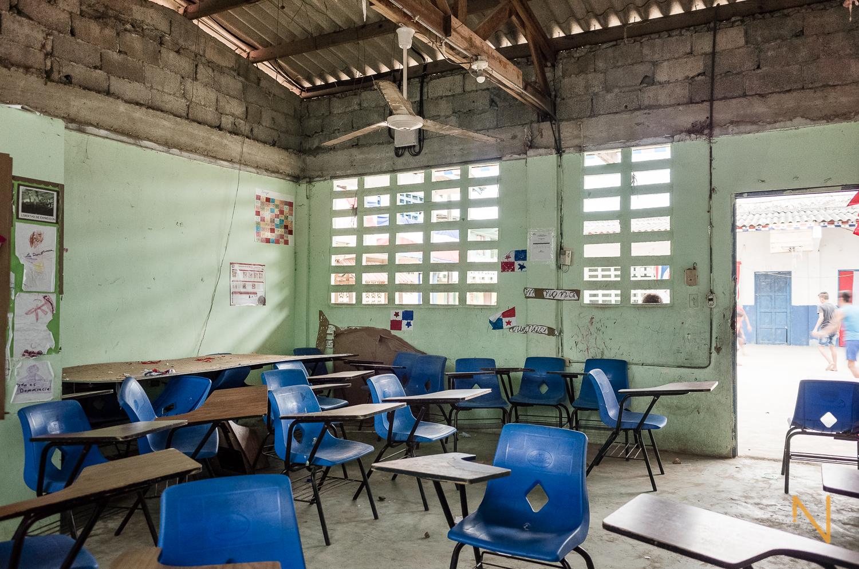 El plan de desarrollo de Llano Gardi construirá mejores y más grandes escuelas e instalaciones para la educación de los niños.