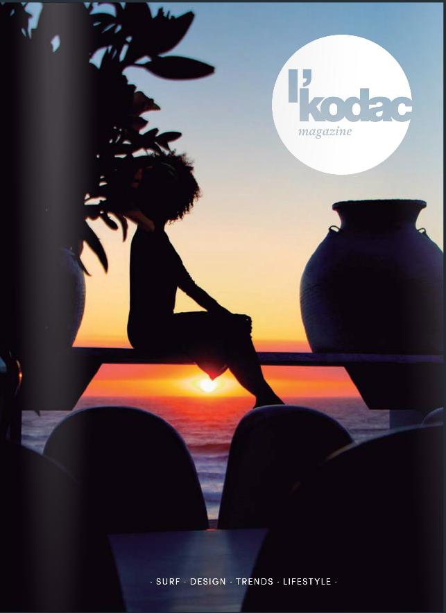Carolina Pimenta,  L'Kodac, June, 2015  Interview for L'Kodac magazine