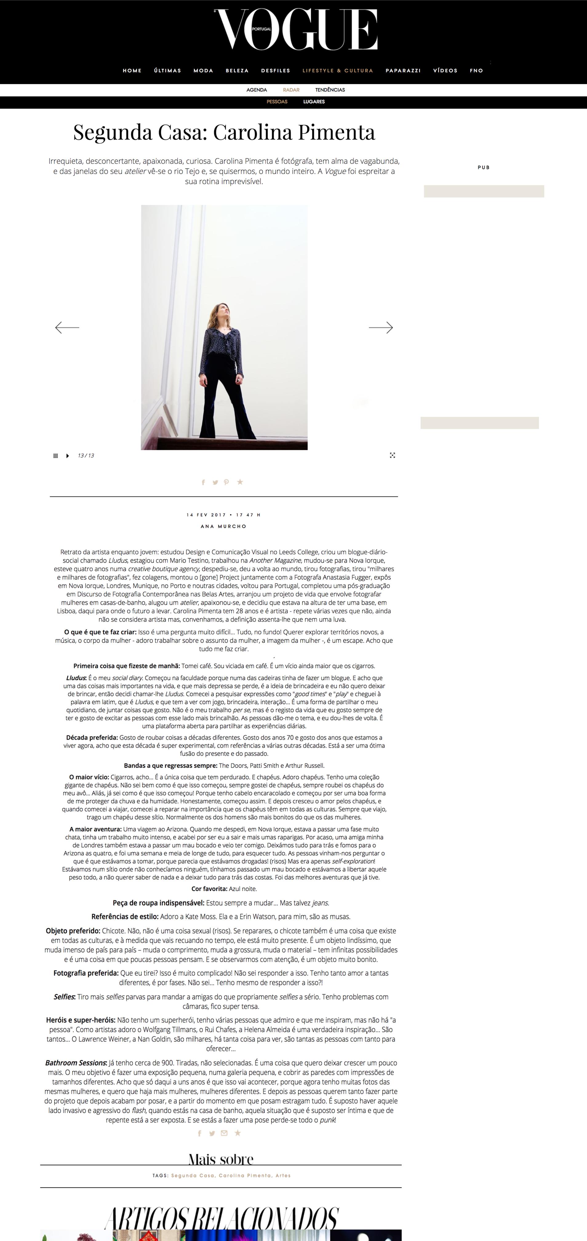 Segunda Casa- Carolina Pimenta, Vogue Portugal, February 2017.png