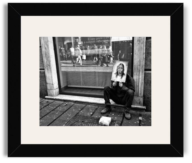 Michele Liberti Photographer Black Frame White Mat.png
