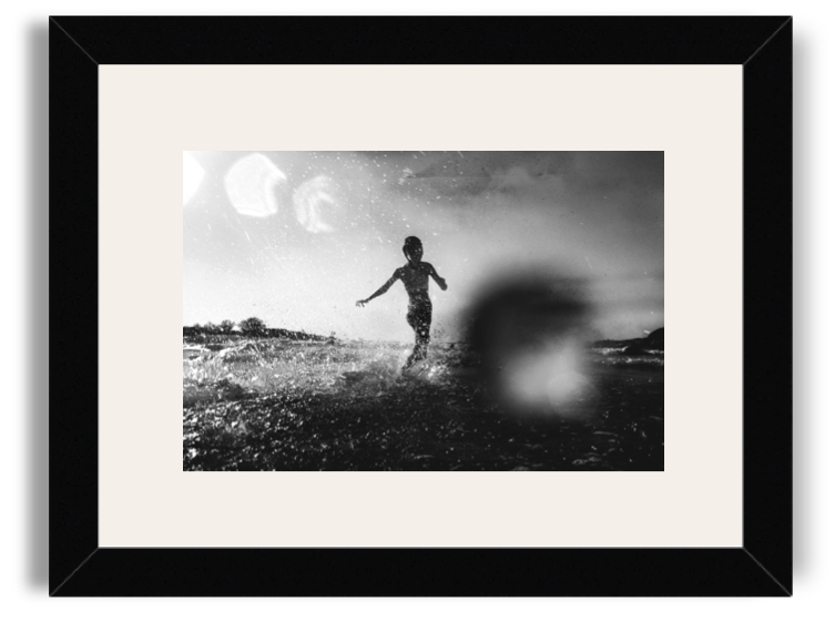 Giannis Angelakis Girl Black Frame White Mat.png