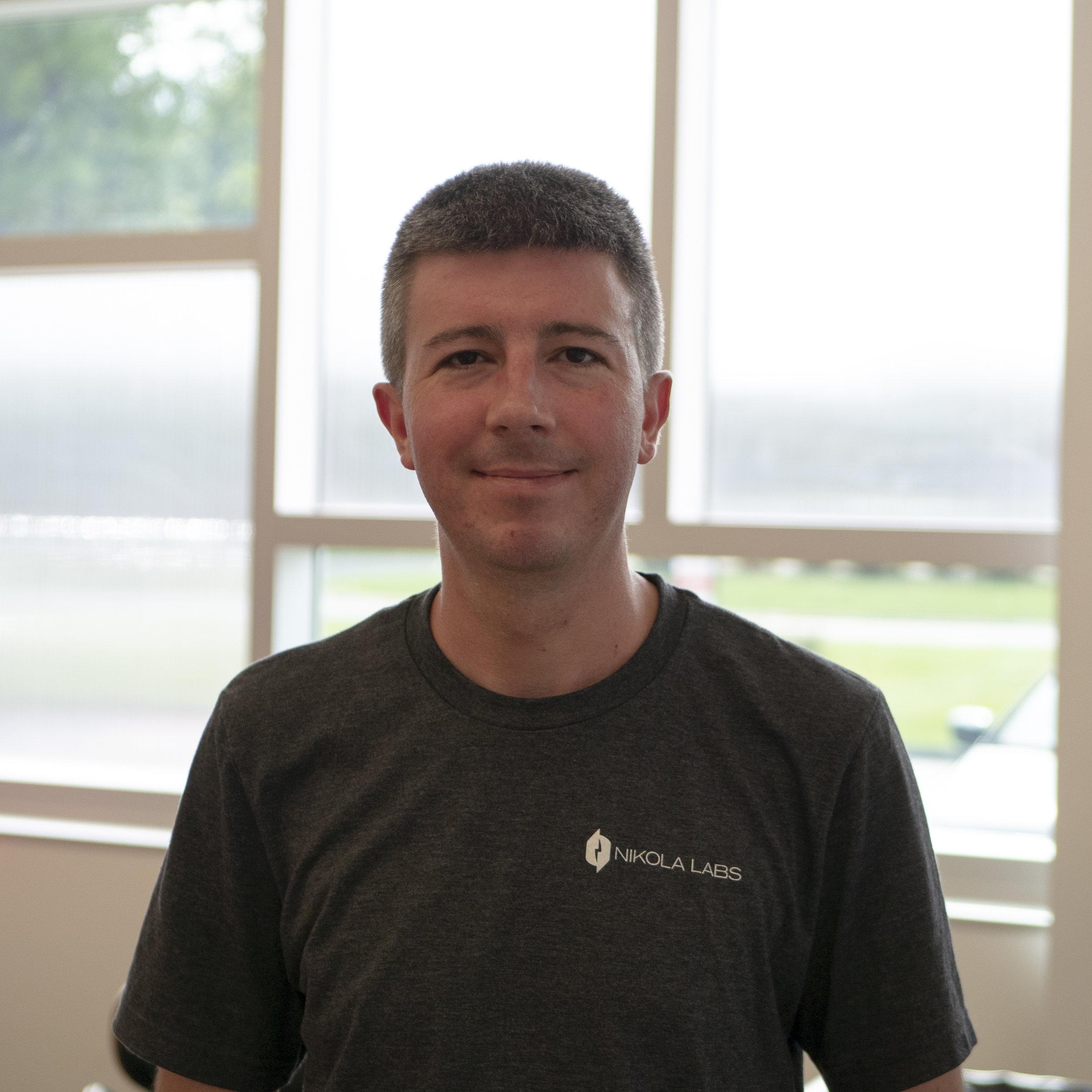 Ryan Somogeye  Engineering Manager
