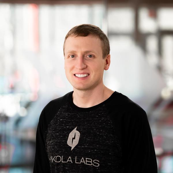 Roland Tallos  Chief Engineer
