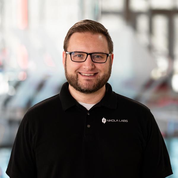 Toby Rice  Electronics Designer