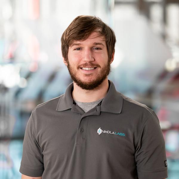 Brock Delong  RF Engineer