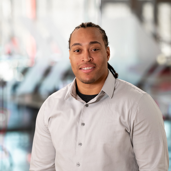 Branden Lawson  Assistant Supply Chain Manager