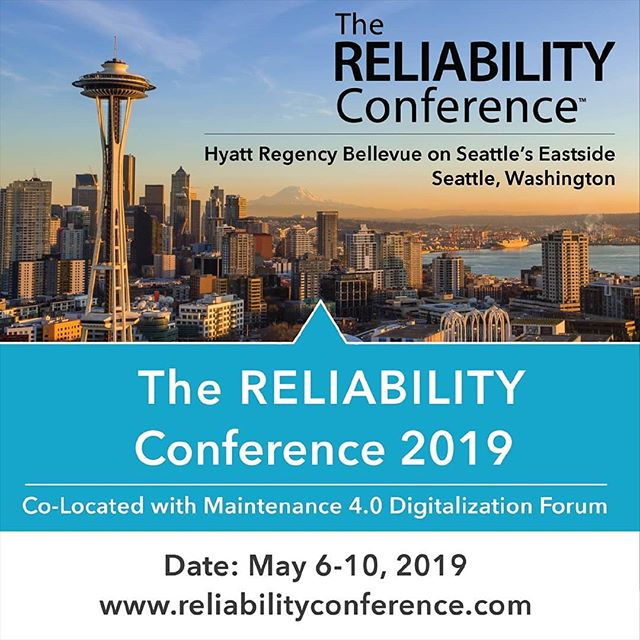 @nikolalabs is excited to to be a part of this year's Reliability Conference in #seattle.  #truth #cbus #startup