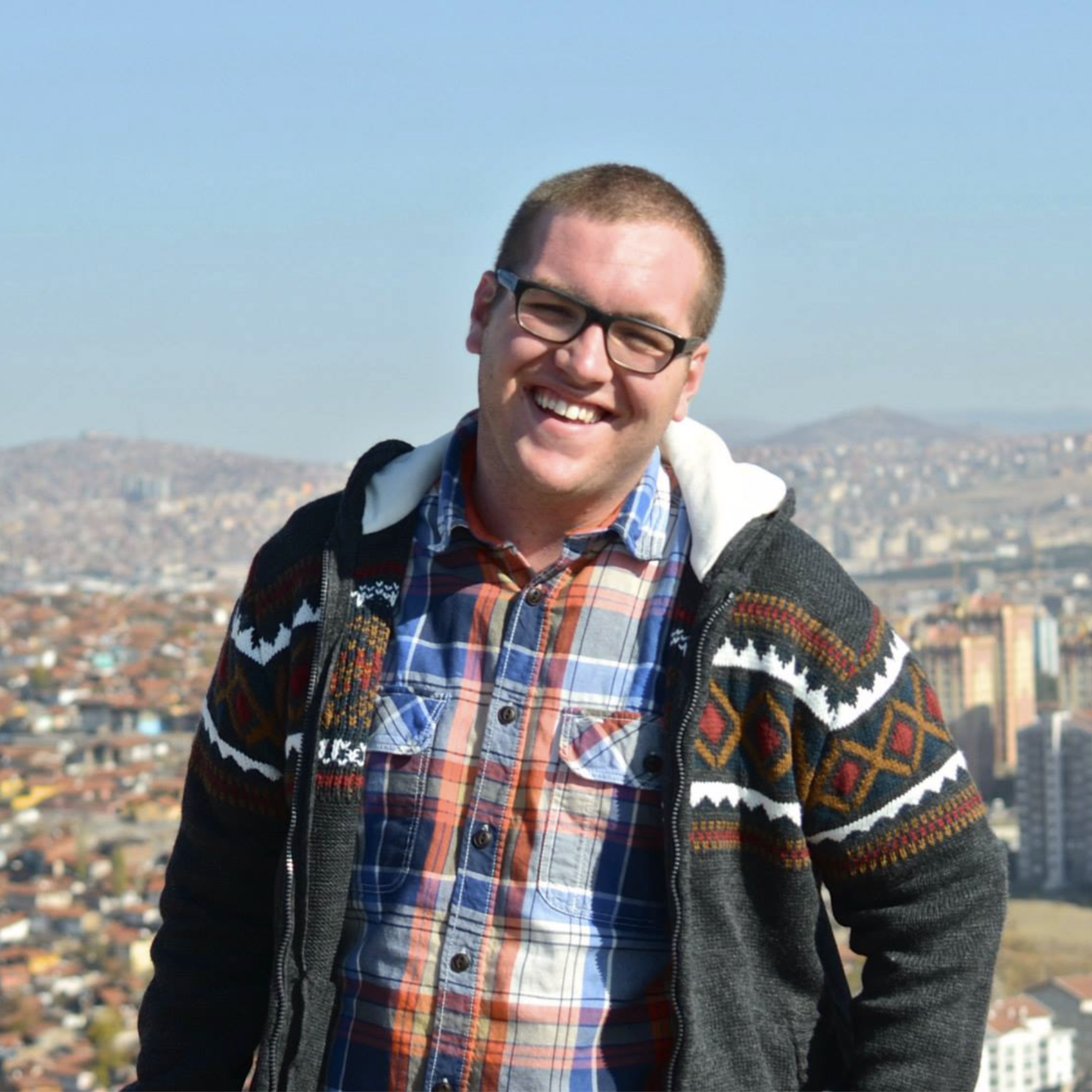 Jordan Eckholt  Business Development Manager