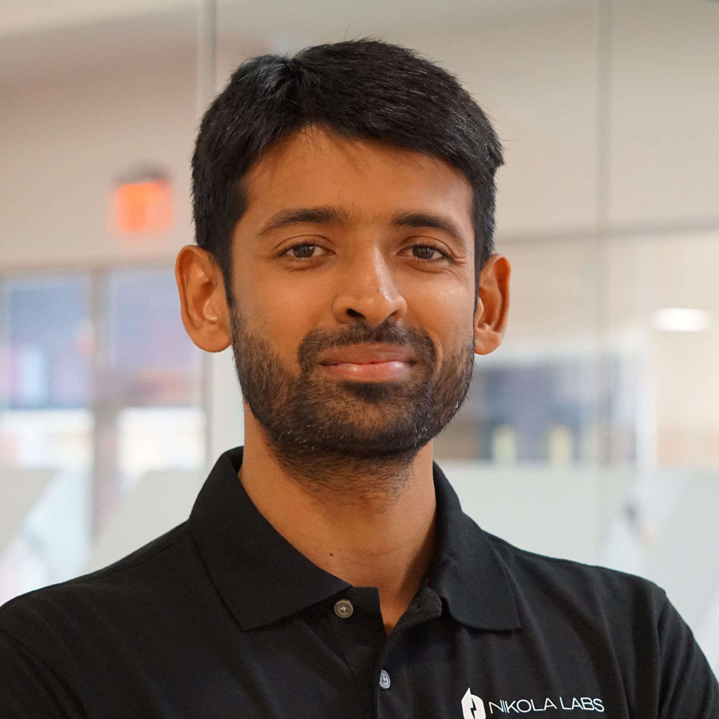 Jaidev Krishnan  Vibration Analyst