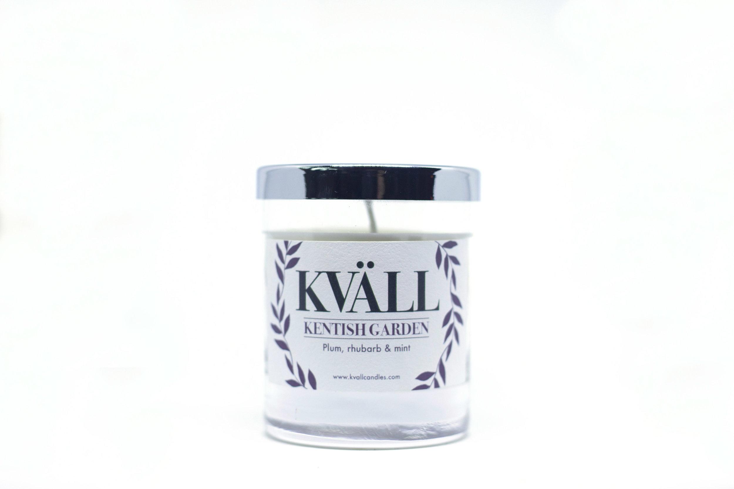 kvall candle kentish summer