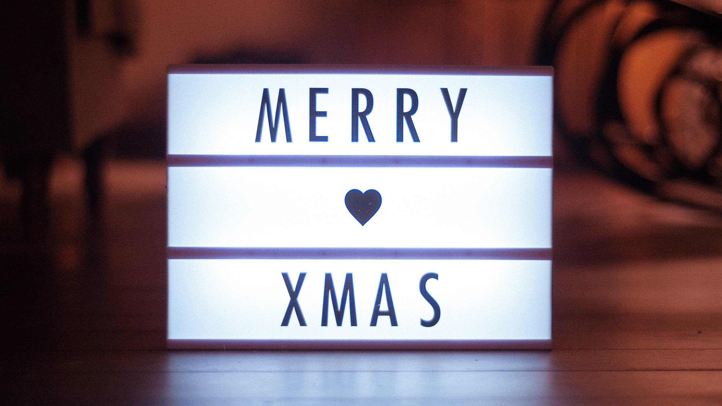 Merry Xmas from Eureka Springs