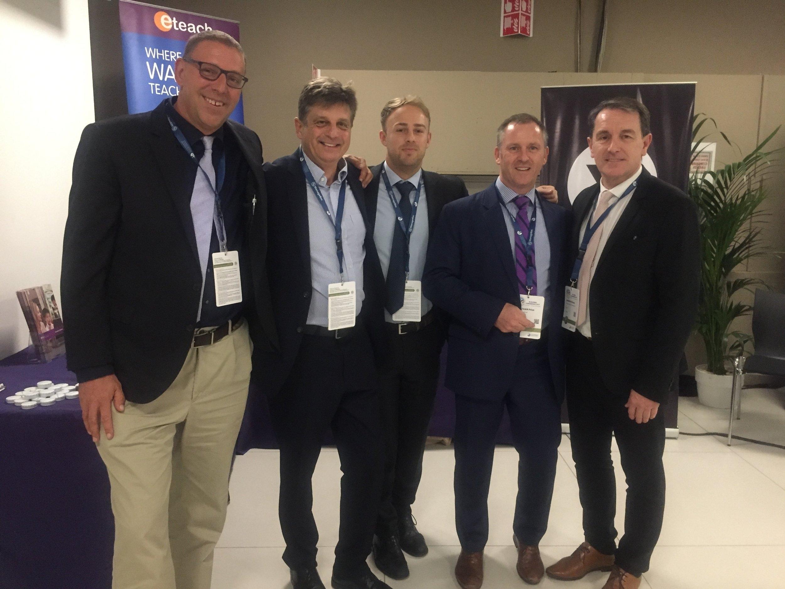 Netherlands. - COBIS World IB Conference, 2018.