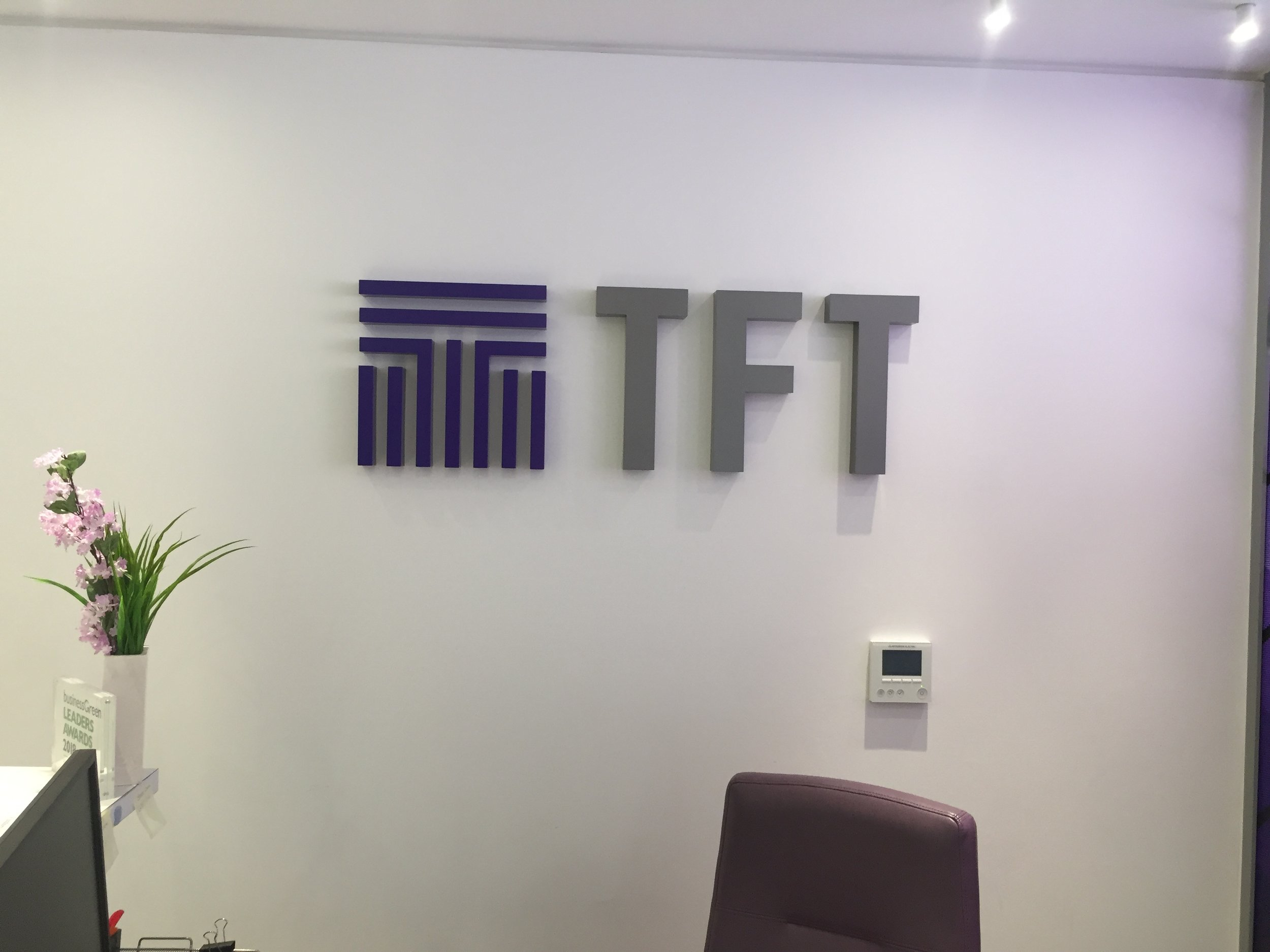 Tuffin Ferriby and Taylor. - Our excellent estates associates.