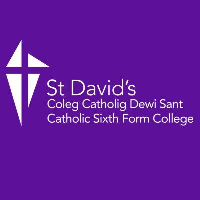 St David's Catholic Sixth Form College, Cardiff. - Thank you for the welcome.