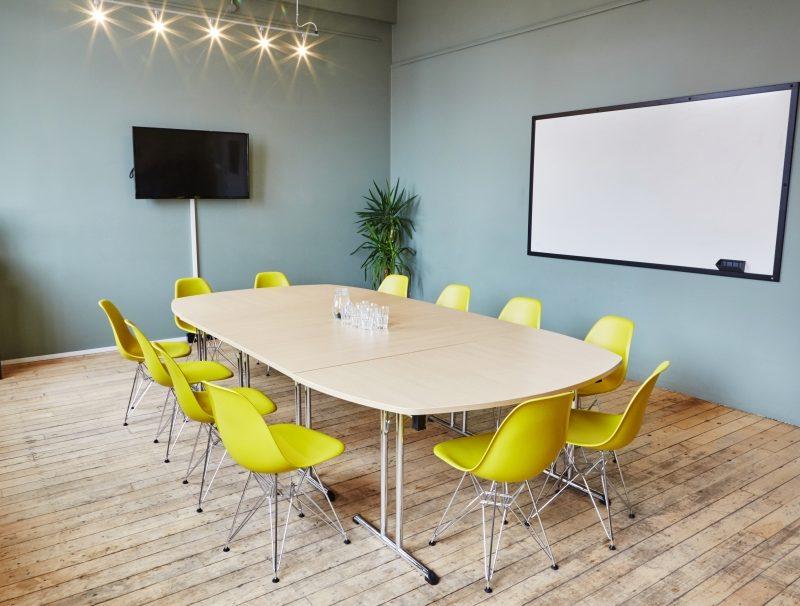 Bristol Studio - Communal Meeting Spaces