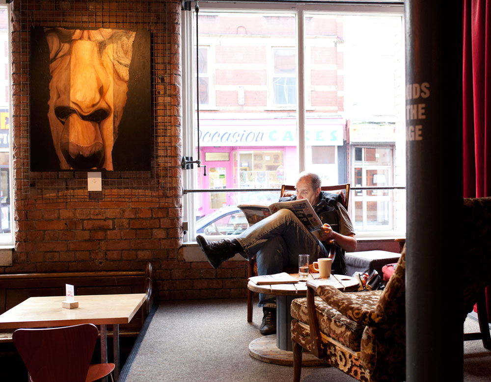 Bristol Studio - Chill Spaces      þ