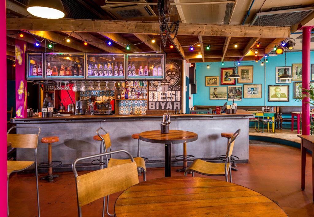 Bristol Studio - Restaurant Spaces