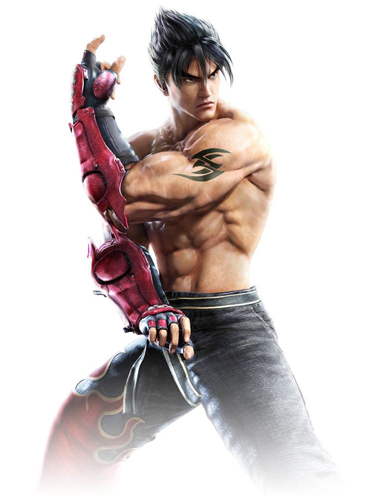 Tekken - inspiration for Saturday PM's UNDERGROUND.