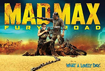 MAD MAX has spawned 4 films culminating in 2017's MAD MAX FURY ROAD.