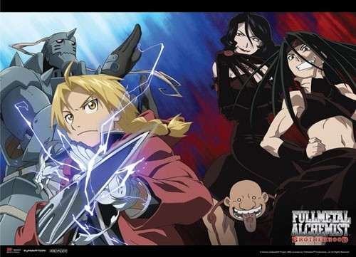 FULLMETAL ALCHEMIST is considered a modern masterpiece manga which has had universal success in both print, anime, and film.