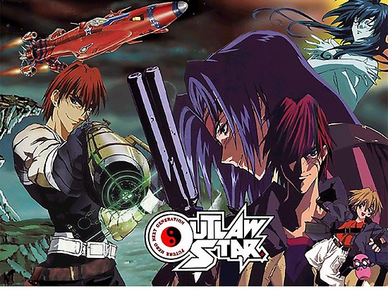 OUTLAW STAR was one of the 1st anime broadcast regularly on Cartoon Network and for many creators was the 1st taste of the medium.