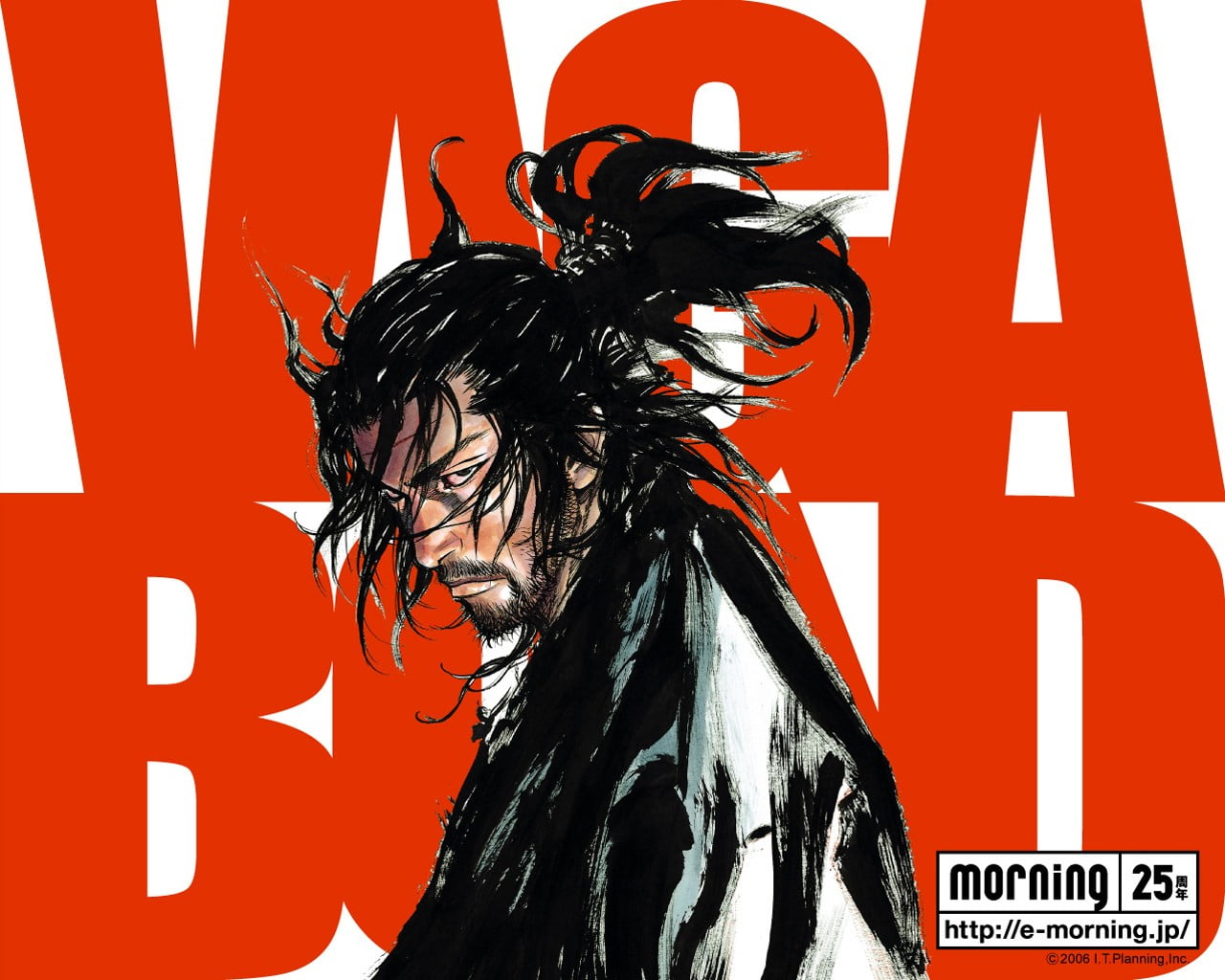 VAGABOND is one of THE MOST INFLUENTIAL MANGA and yet has never had an anime.