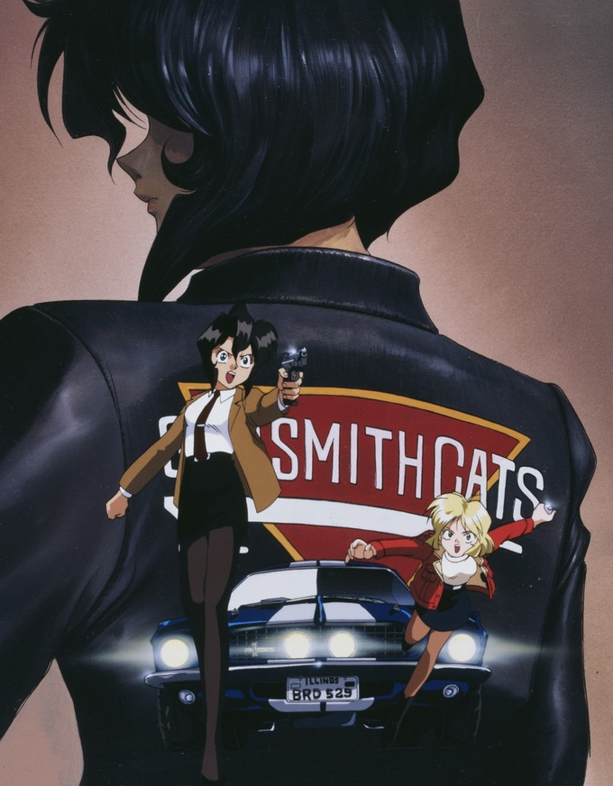 GUNSMITH CATS was one of the earlier manga from the 1980's to make it to America and had such authenticity for gun and car enthusiasts that it became a popular gateway for new anime fans.