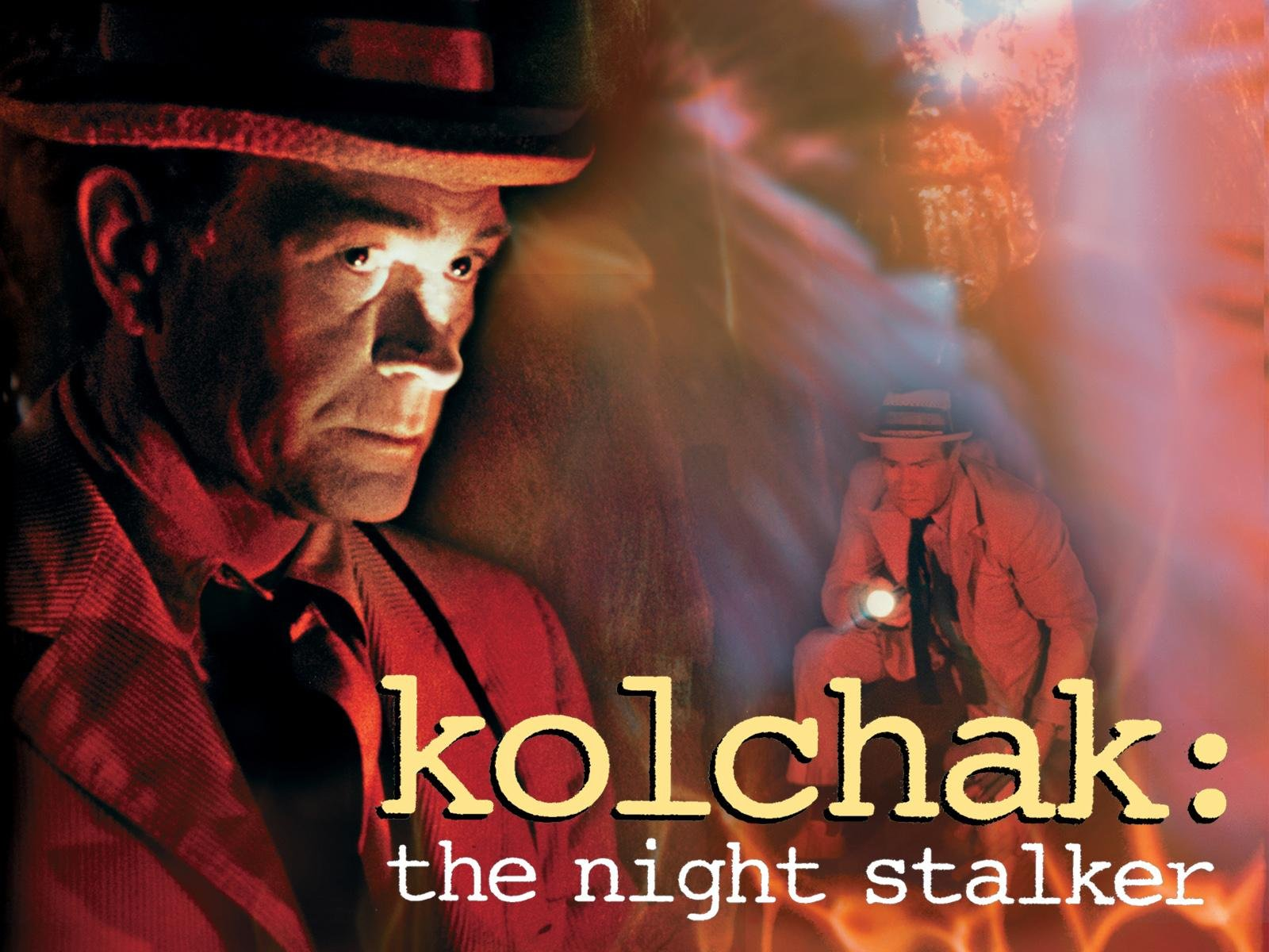 KOLCHAK is a cult classic and inspired many programs including the uber-popular X-FILES. Kolchak's premise had a lot in common with works like Scooby Doo, where the average investigator investigated more spectacular crimes.