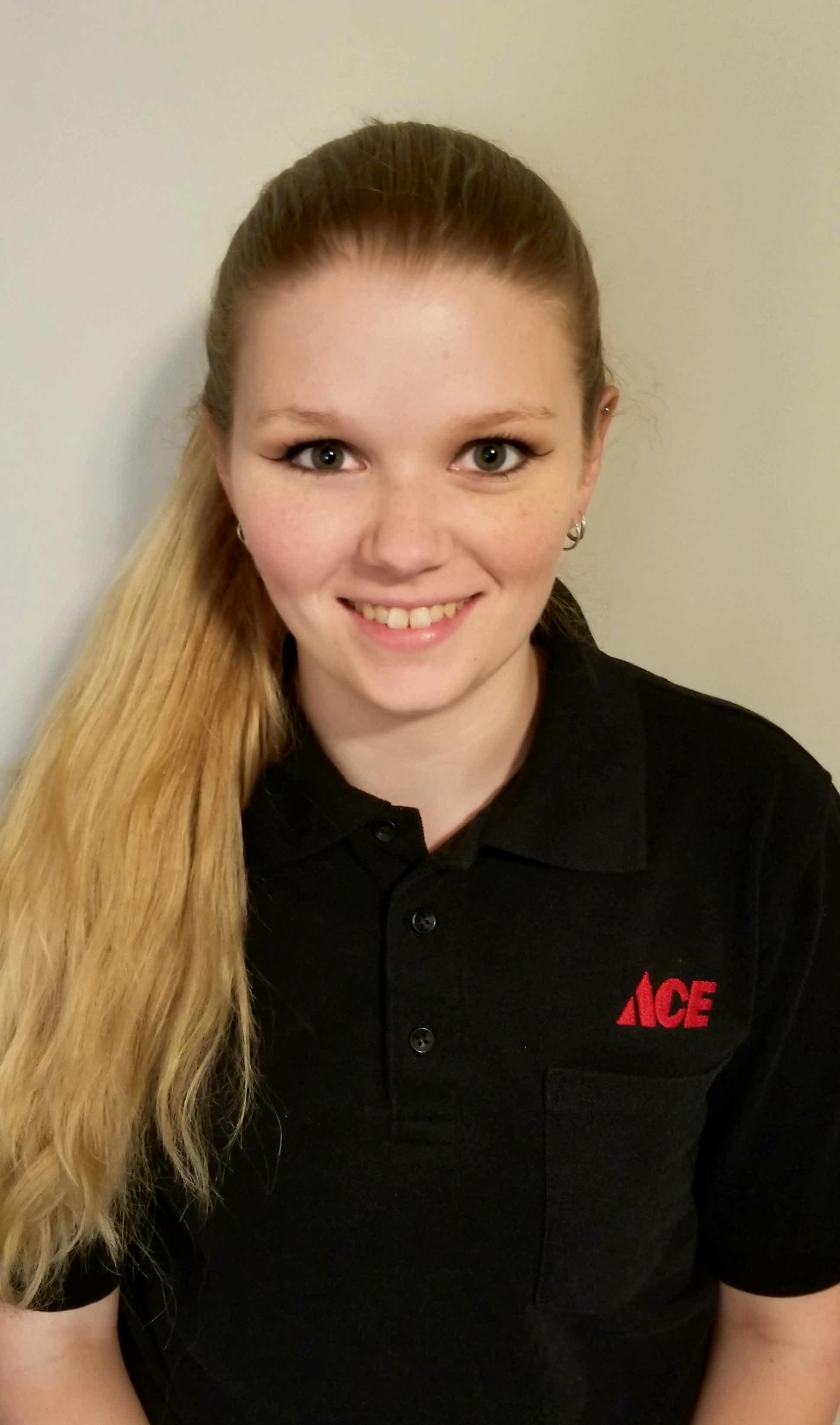 Adrienne Heflin - White House Store ManagerAdrienne has worked for Ace Hardware 9 years in all capacities of store operations. Promoted to store manager in 2015 with Tri-core Ace Hardware. She was retained as store manager in August 2017 when the chain was acquired by The Hardware Companies. She completed the Certified Helpful Ace Management Program (CHAMP).