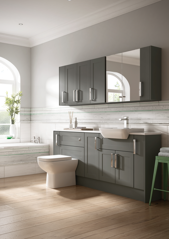 Bathrooms — Maxim Kitchens