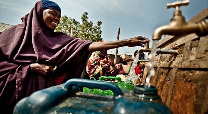 Potable Water and Sanitation