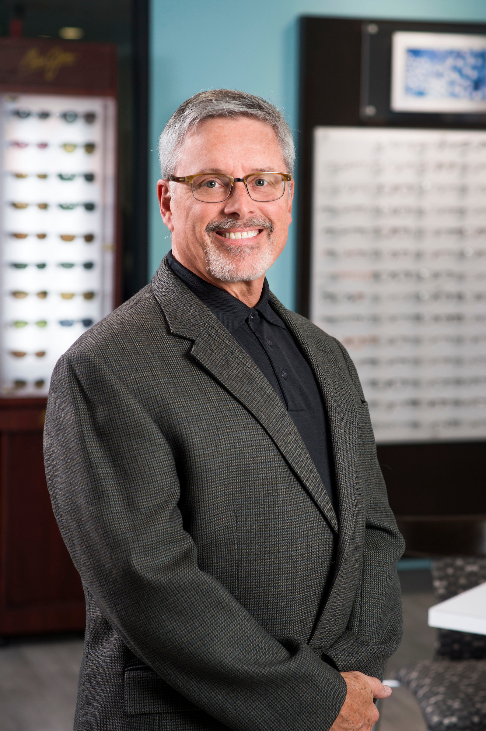 All Eyes On Rockville Optometrist, Stuart Greathouse