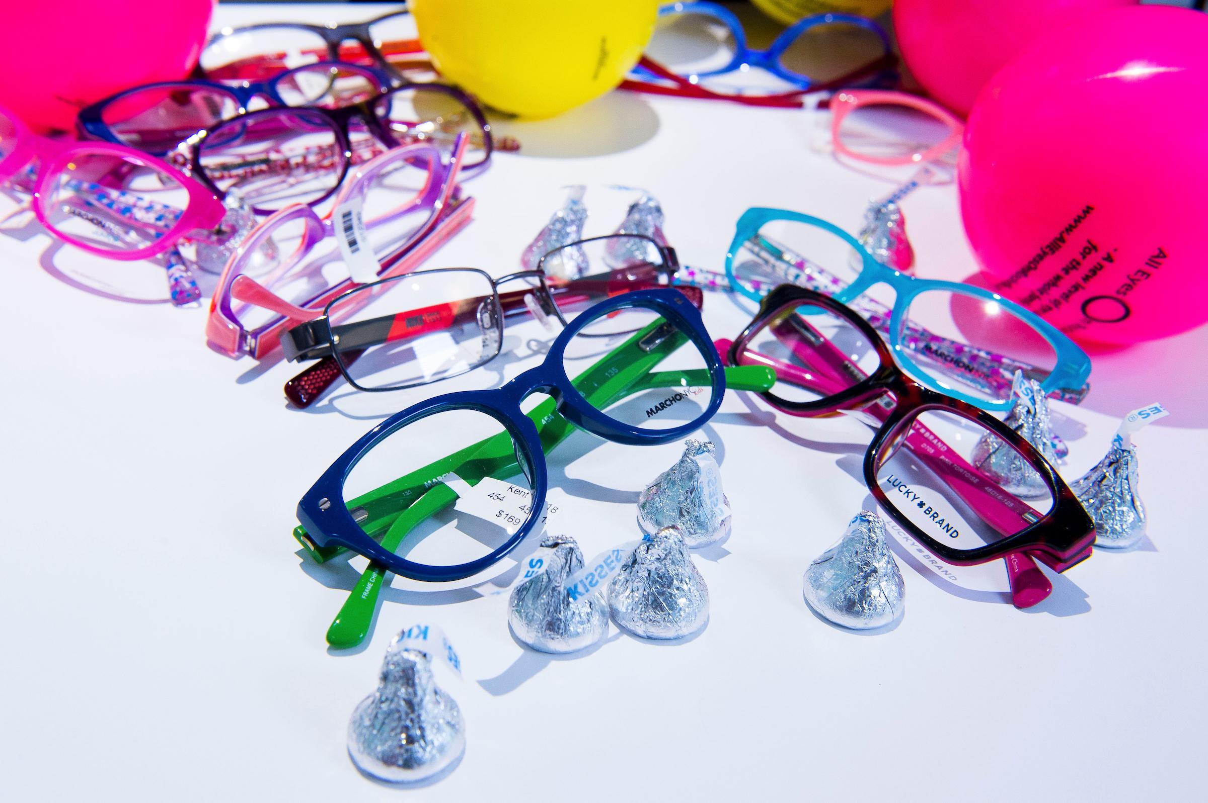 Children's Eye Glasses at All Eyes On Rockville