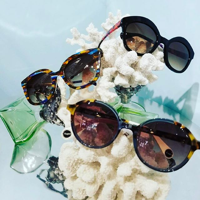 Last summer hurrah. Forecast says you won't need these but Happy Labor Day Weekend anyway. We'll be closed from Saturday to Monday. Back normal hours Tuesday. #sunglasses #labordayweekend