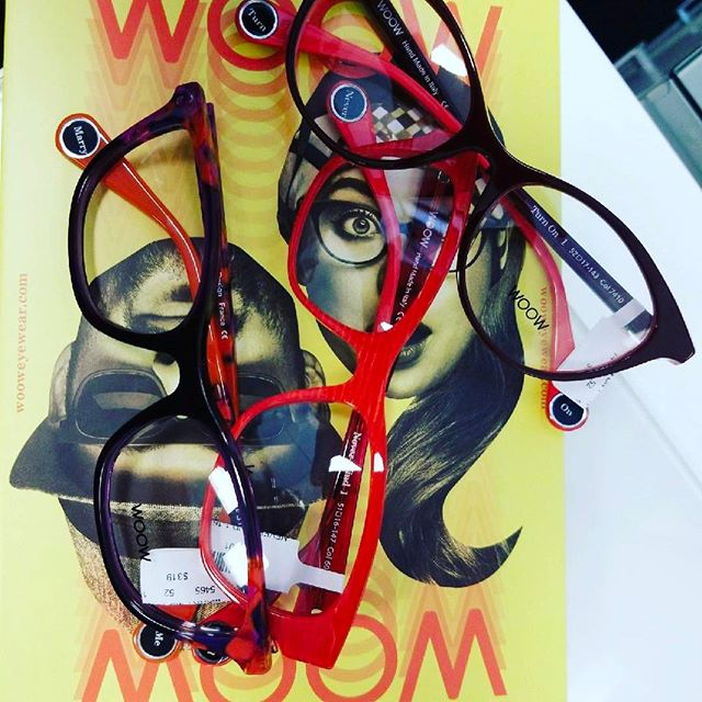 Can we get a woow woow!? You can try on your own pair of @wooweyewear when you stop by our award-winning Optical Boutique at #pikeandrose.