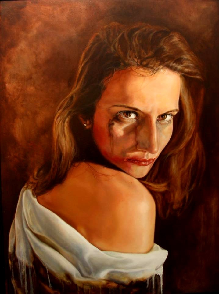 Bird of Passage - Oil on canvas48