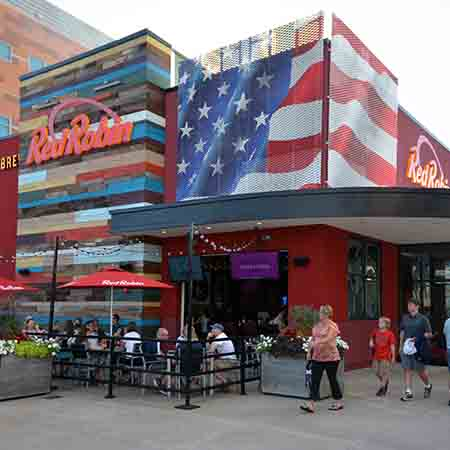 Red Robin at Patriot Place