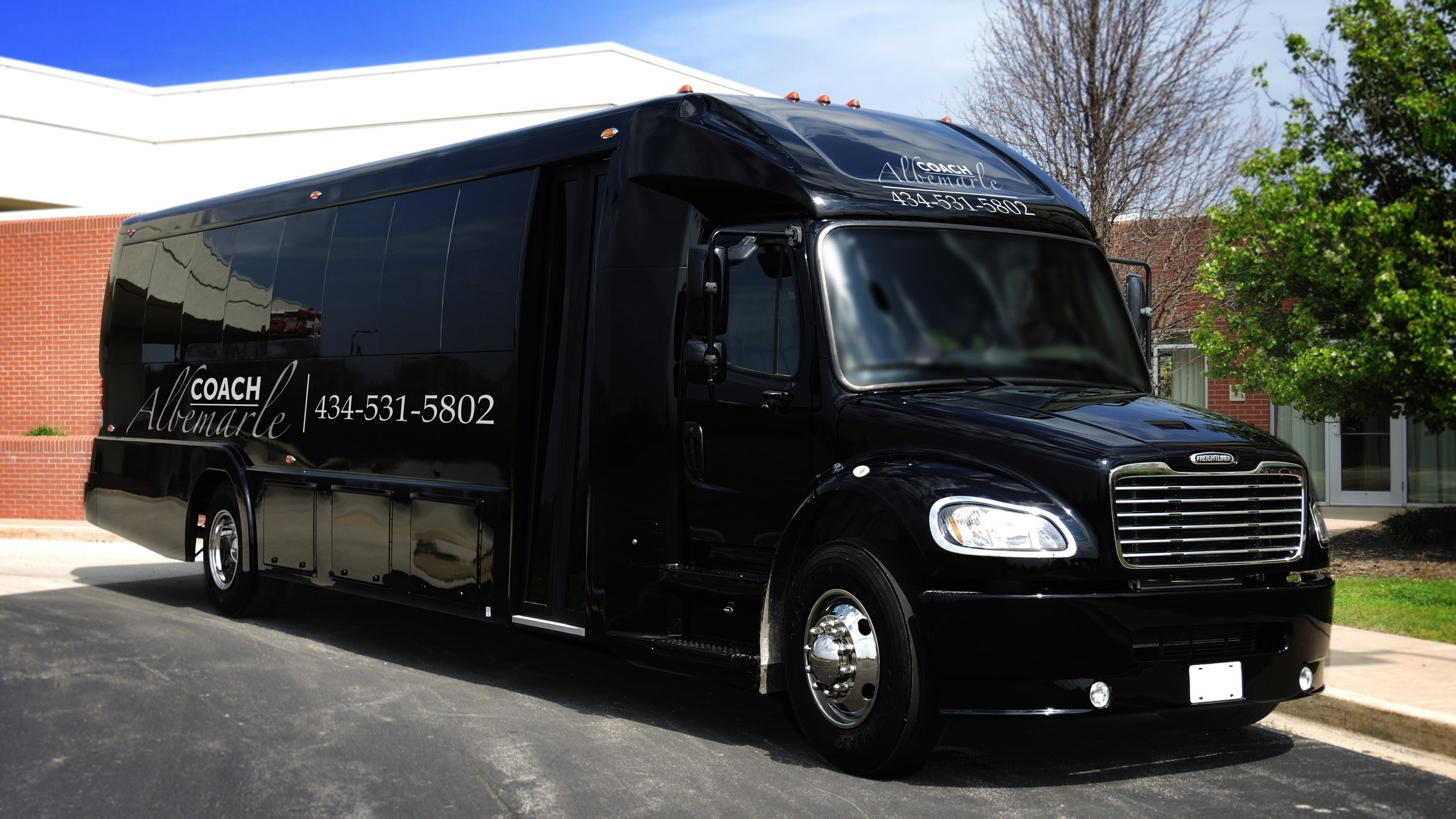 Charlottesville Buses and Motorcoach
