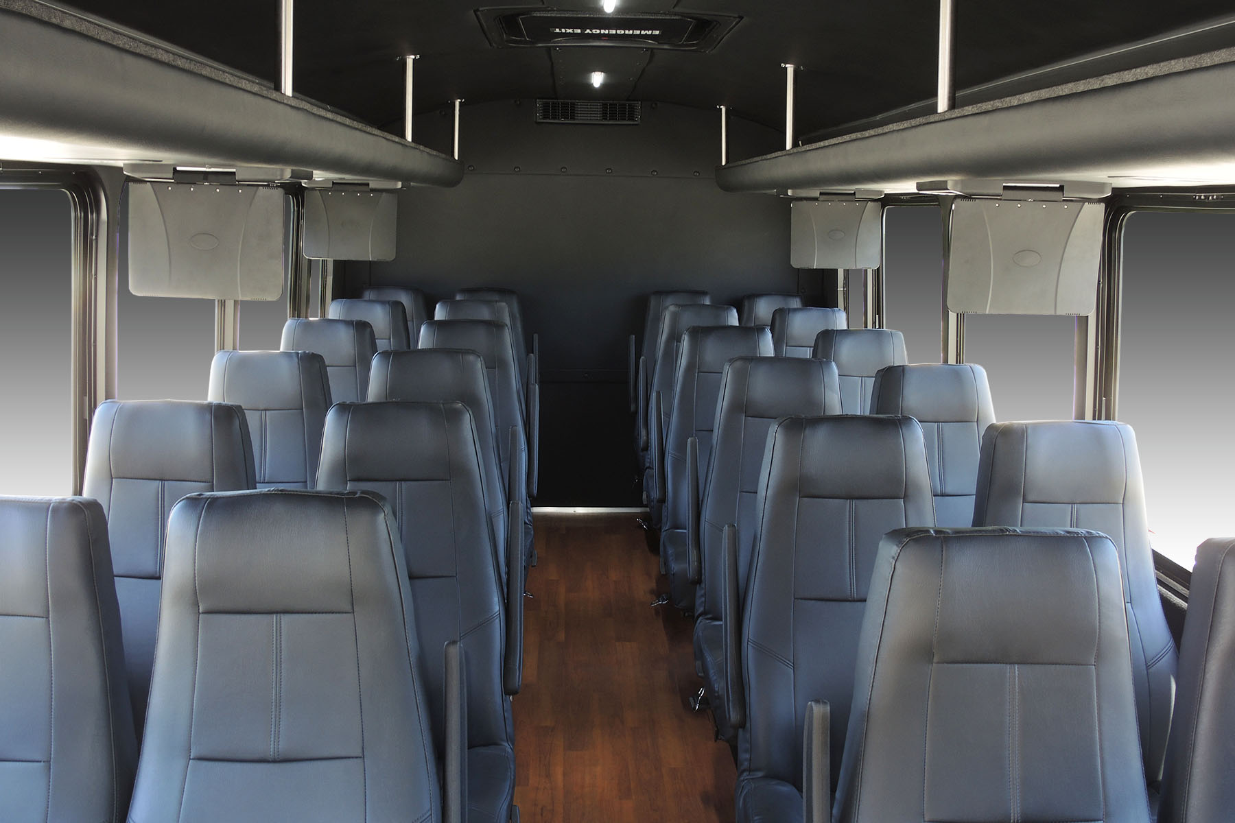 Charlottesville Wedding Guest Bus Transportation