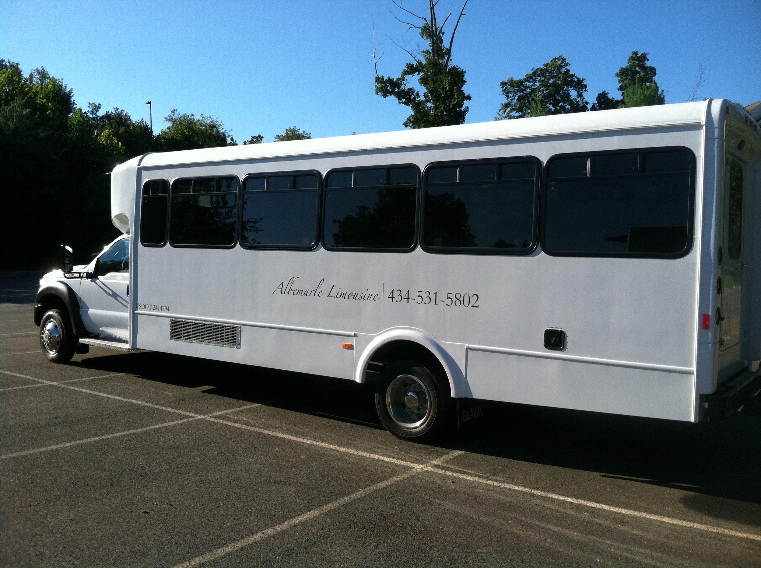 32 Passenger Mini Coach Charlottesville Shuttle bus.jpg