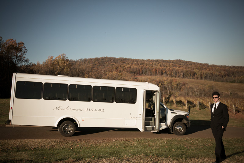 11.27.13 Wine Guide with 32-Passenger Coach at Trump Winery_.jpg