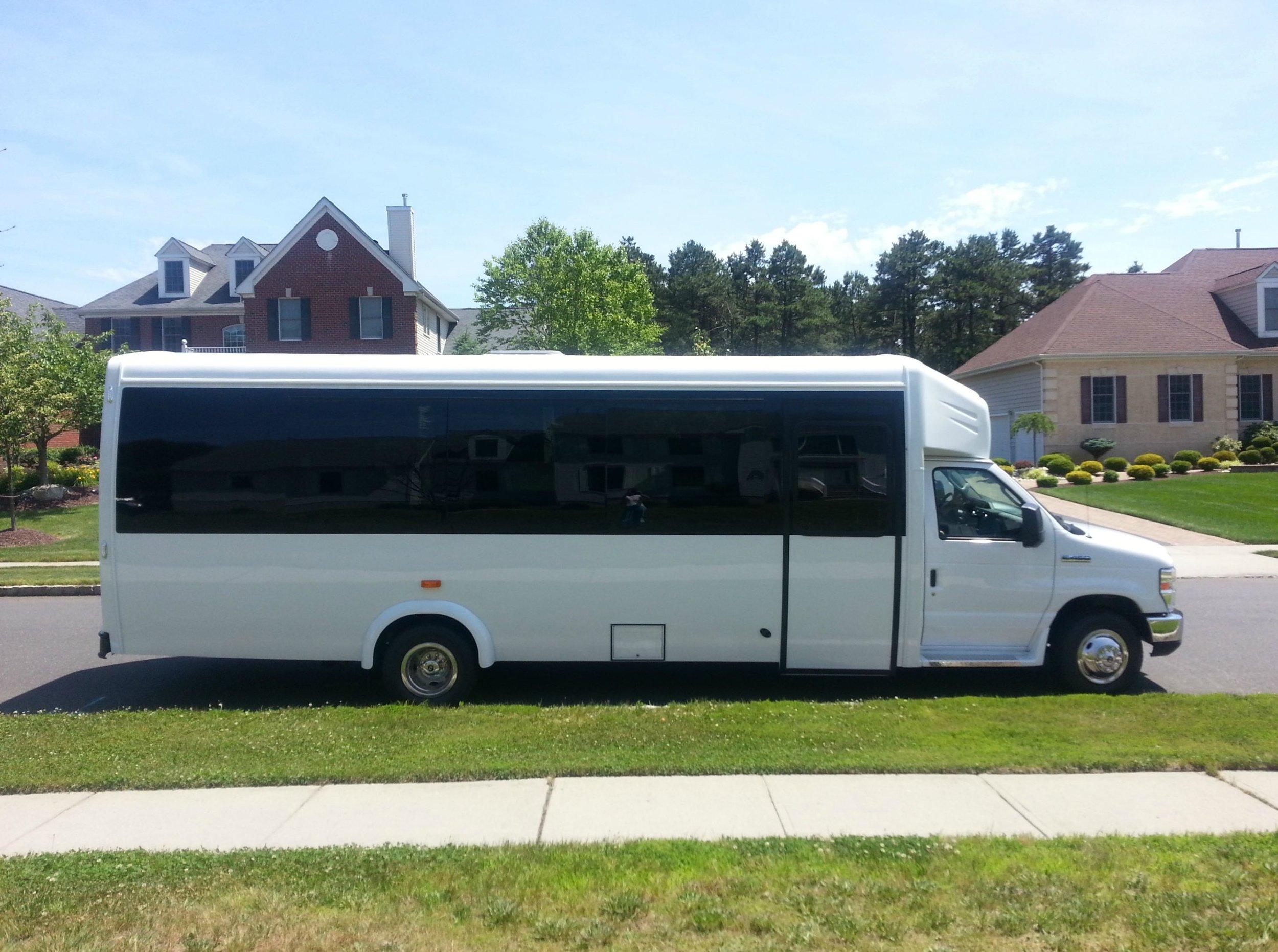 Charlottesville Mini Coach BUS shuttle Transportation.jpg