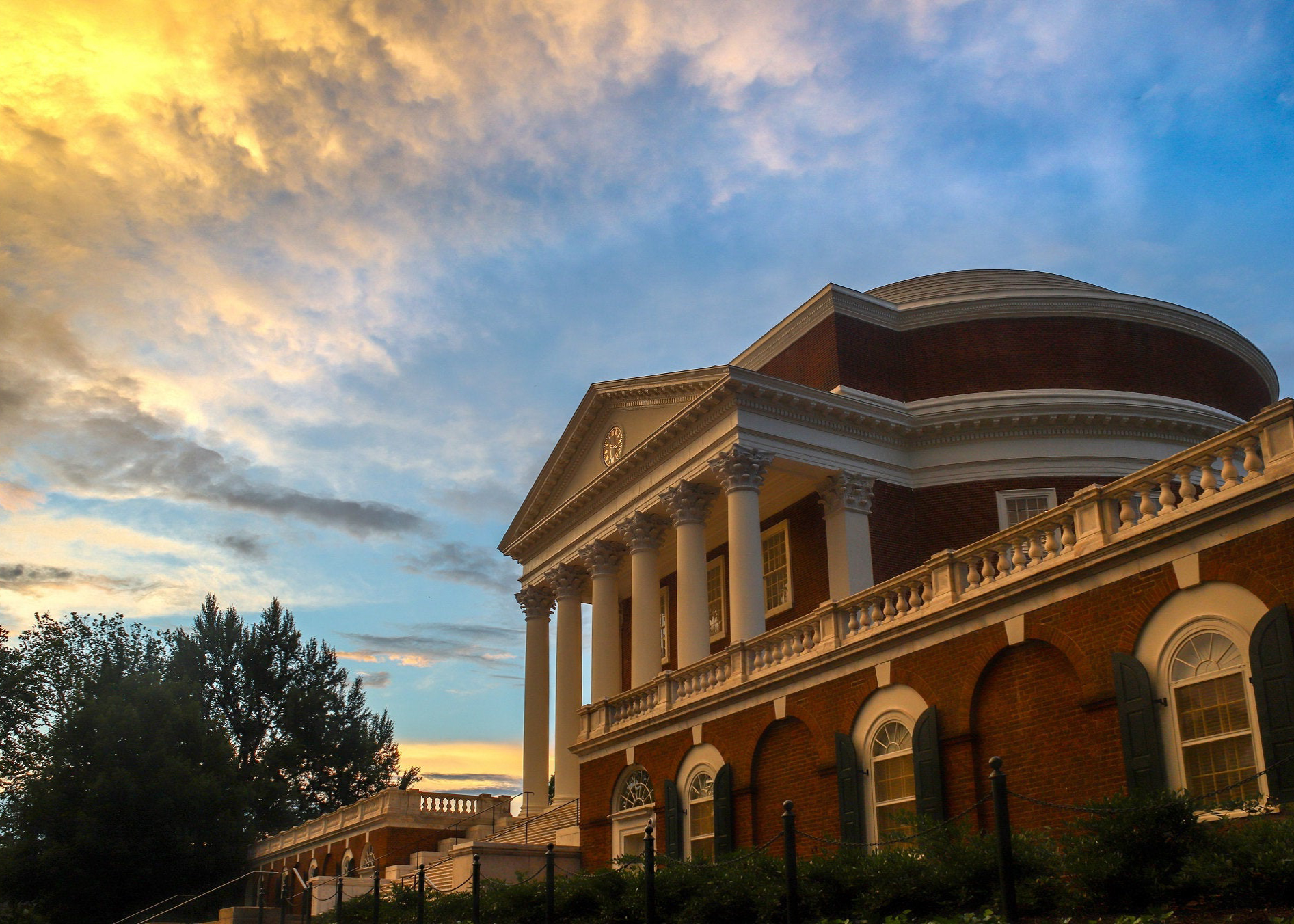 Charlottesville, VA - Home to the University of Virginia, Thomas Jefferson's Monticello, The East Coast's BEST Wineries, Local Craft Breweries, and one of a kind regional award winning cuisine.
