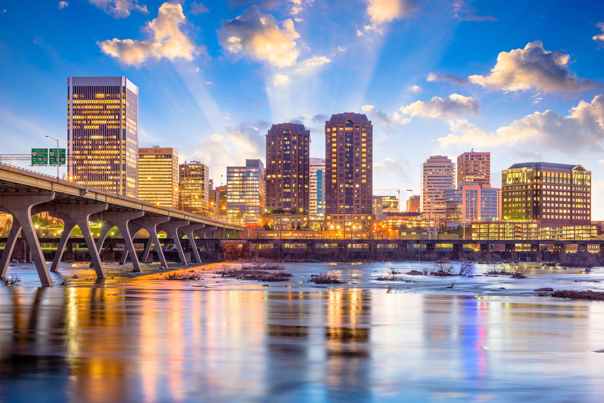 Richmond, VA - Home of the Lewis Ginter Botanical Gardens, Craft Breweries, Cary Town, Renowned Nightlife, and more!