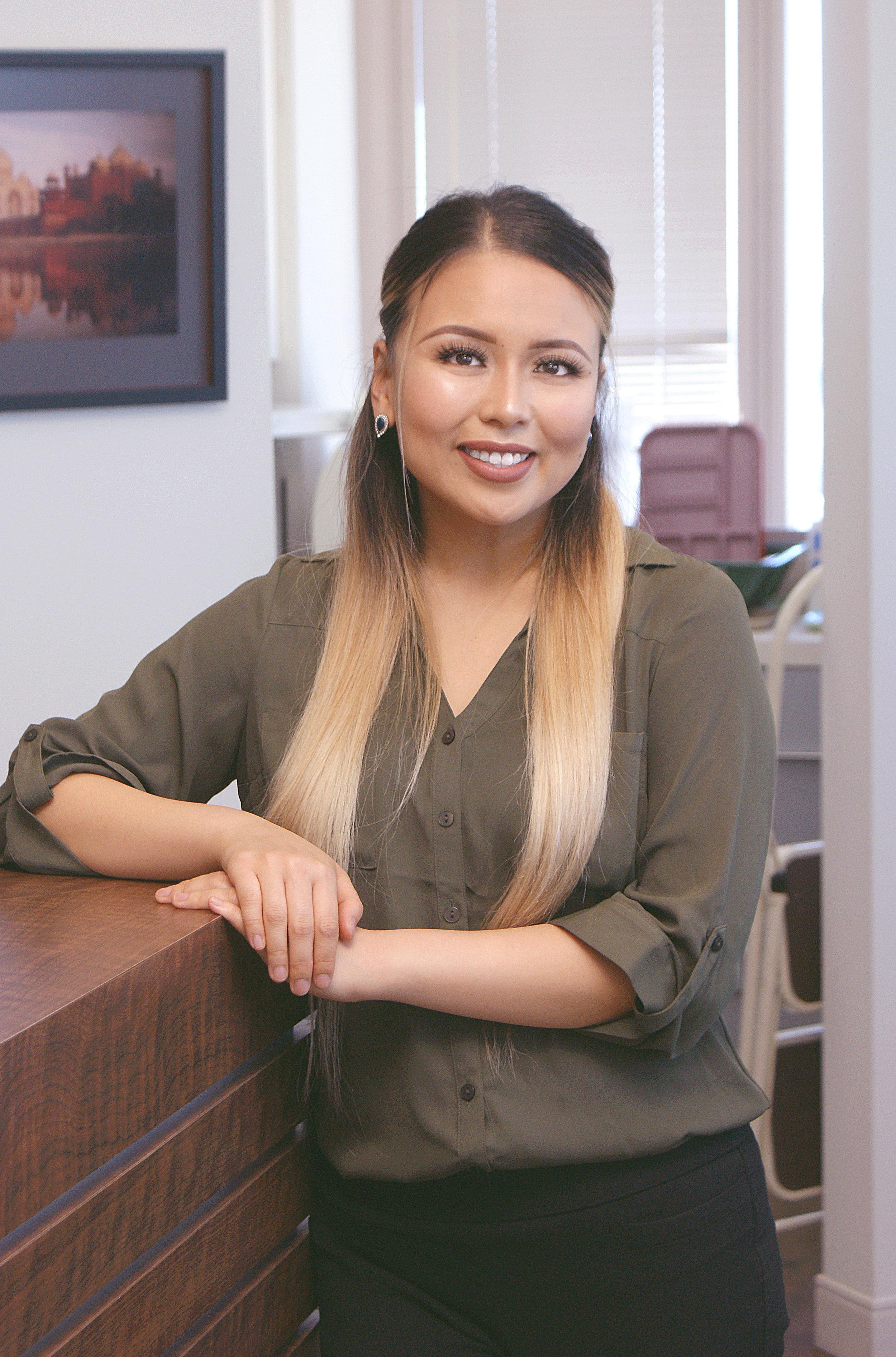 LIEZEL NAZARA - Assistant Office Manager