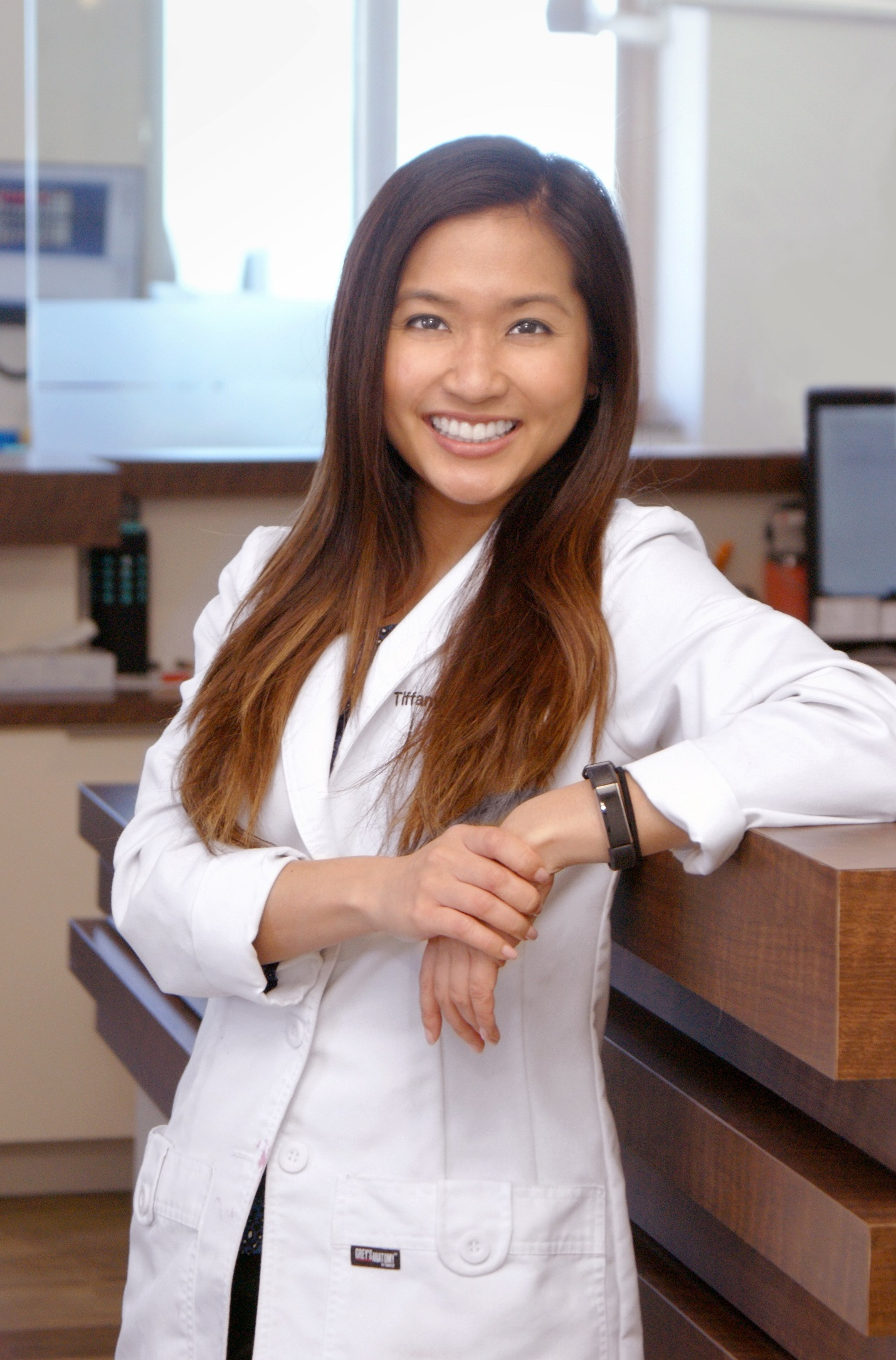 Dr. Tiffany Nguyen - Dental Associate