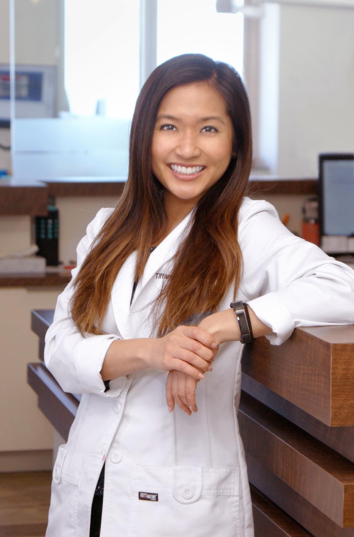 Dr. Tiffany Nguyen - Dental Associate