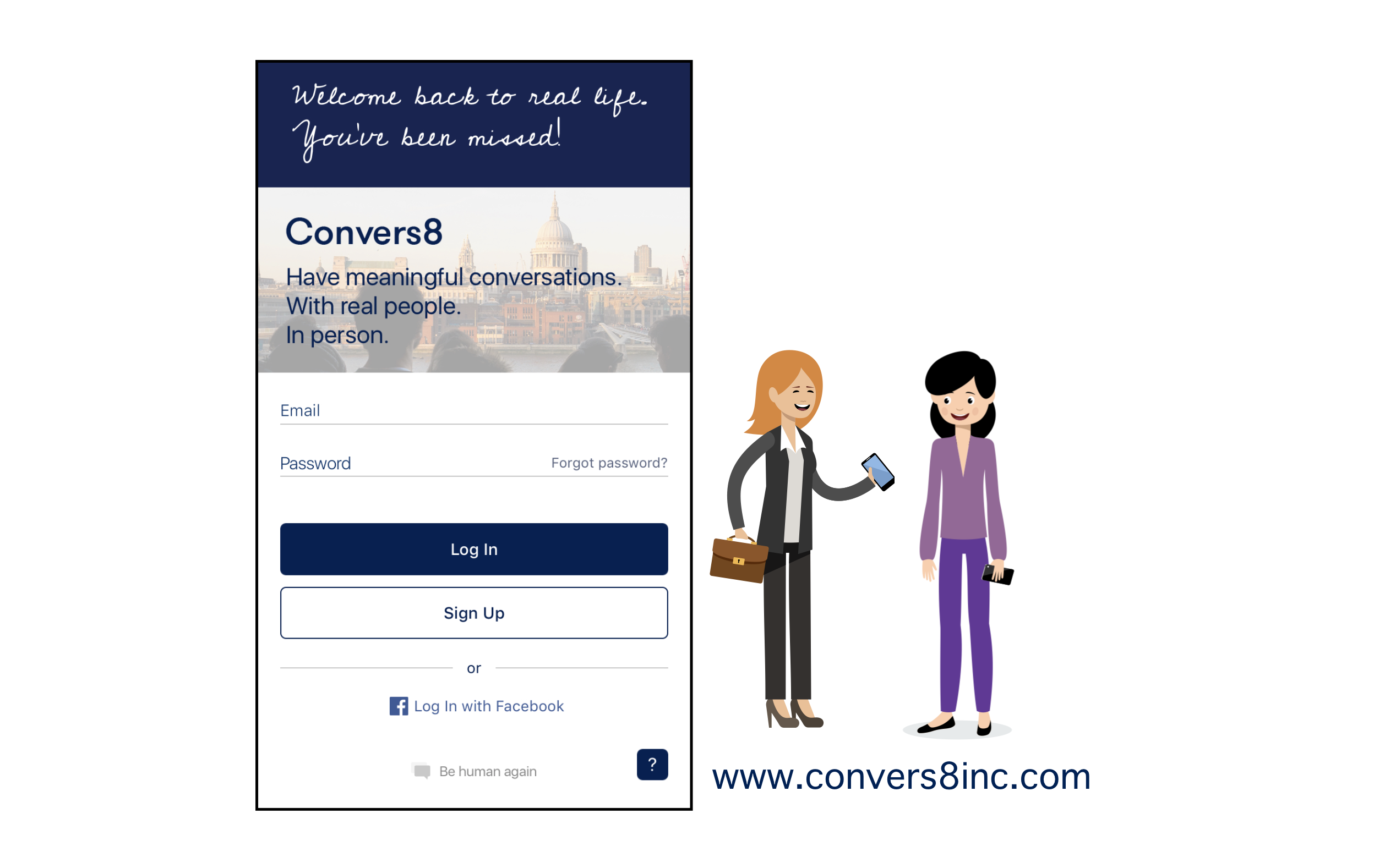 Check out the Convers8 demo here!