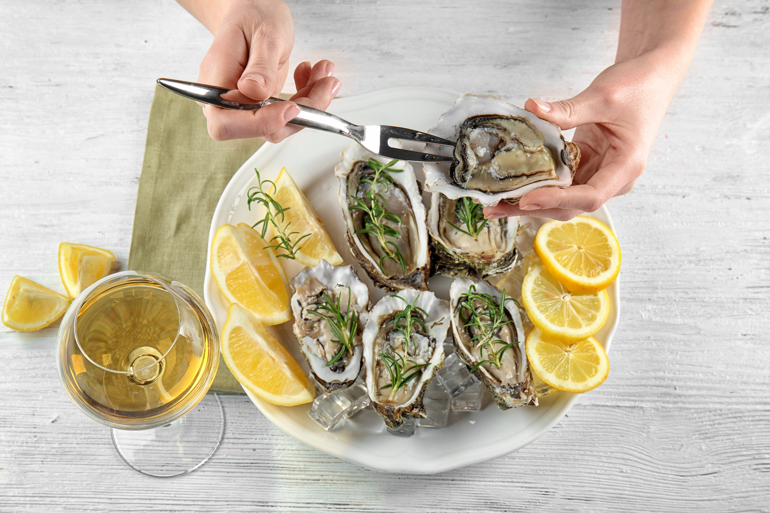 Does conversation do to our minds what oysters do to our bodies?